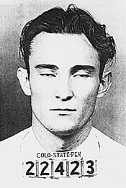 Alfred Madson Jr., arrested for murder in 1941.
