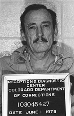 Alfred Madson Jr., arrested for murder again in the late '70s.