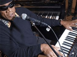 Henry Butler finds the keys to happiness.