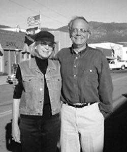 Home on the range: Ed and Betsy Marston have run the High Country News since 1983.