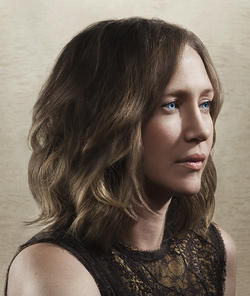 "Vera Farmiga. Read Michael Musto's interview with Farmiga in ""Vera Farmiga On Faith, Madonna, and Mo'Nique."" in the Village Voice."