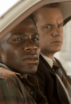 Derek Luke and Tim Robbins star in a metaphor for  today.