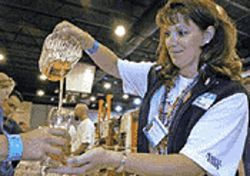 The Great American Beer Festival starts Thursday at  the Convention Center.