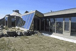 Eco-friendly builders can learn about Earthship  construction in Boulder this weekend.