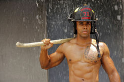 Slide show: 2013 Colorado firefighter photo shoot