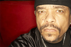 Ice-T, the original gangsta.