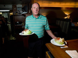 Rodney Utz has carved out his own wedge of the Cherry Creek dining scene with Rodney&#039;s. See a full slideshow from inside Rodney&#039;s.