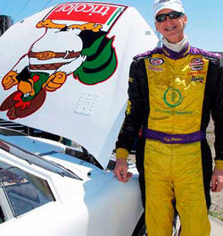 Ken Weaver used to drive in ARCA races. Is he now taking Colorado for a ride?