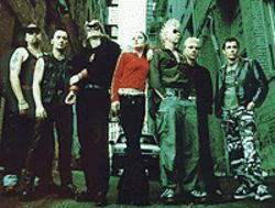 Still angsty after all these years: KMFDM.