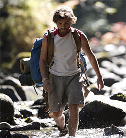Emile Hirsch goes Into the Wild as Christopher McCandless.