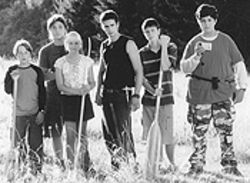 The gang&#039;s all here: The cast of Mean Creek 