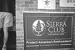 The Colorado Sierra Club offices in lower downtown.