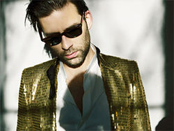 Jamie Lidell is one smooth operator.