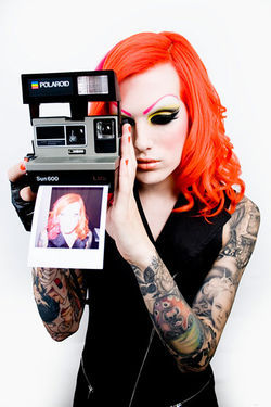 Jeffree Star is photogenic.