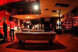 Get a cue: 3 Kings has pool as well as live music.