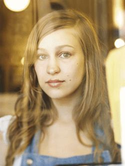 Joanna Newsom lets her music do the talking.
