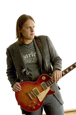 How does Joe Bonamassa get away with such blue talk?