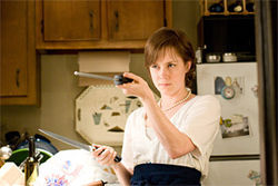 Amy Adams in Julie &amp; Julia.