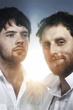 Junior Beards, er, Boys reinvent synth pop.