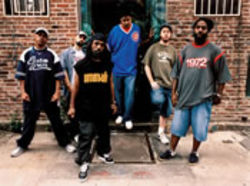 Strength in numbers: Jurassic 5 is far from extinct.