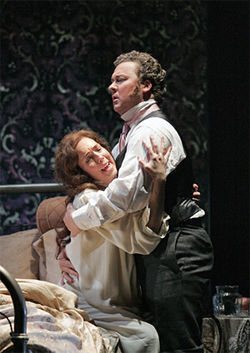 Jennifer Casey Cabot and Chad Shelton bring great emotion to Central City's La Traviata.