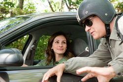 Tom Hanks and Julia Roberts star in Larry Crowne.