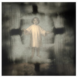 """Baptism for the Abandoned Child."" by Susan Goldstein, pigment print."