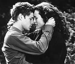 Teacher&#039;s pet: Kenny Doughty and Andie MacDowell get extracurricular in Crush.