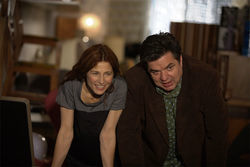 Catherine Keener and Oliver Platt star in Please Give