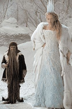 Baby, it's cold as ice in Narnia, as Kiran Shah  and Tilda Swinton certainly know.