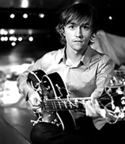 Facing the music: Sondre Lerche.