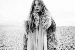 Lykke Li is as easy on the eyes as she is on the ears.