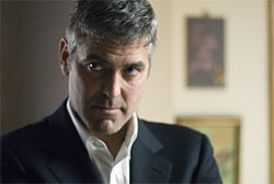 George Clooney plays the title role in Michael Clayton.