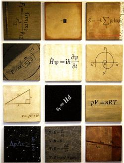 &quot;Mathematical Universe: Twelve Equations That 