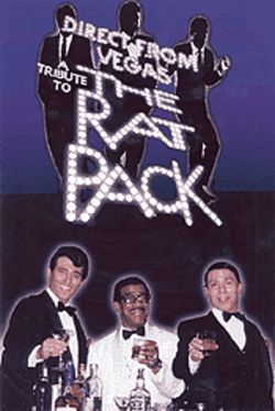 A Rat Pack tribute scurries into the Arvada Center this  Saturday.