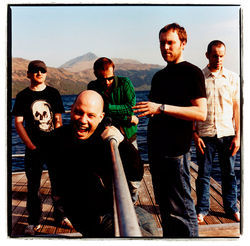 Mogwai specializes in claustrophobic anxiety, transcendent peacefulness and catharsis.