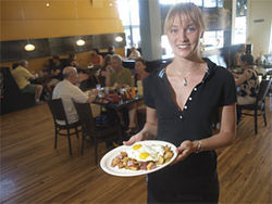 Annie Dial delivers a Mona&#039;s breakfast that&#039;s reason to rise and shine.