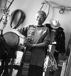 Wallace Yvonne Tollette is director of the Black American West Museum and Heritage Center.