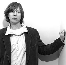 Thurston Moore has clearly bathed in the fountain of  Youth.
