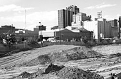 The Colorado Convention Center (under construction at the edge of downtown), and all that it has wrought, will stand as Mayor Wellington Webb's true legacy.