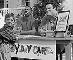 Just kiddin': Eddie Murphy and Jeff Garlin find bliss in  Daddy Day Care.