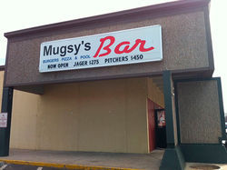 Mugsy's hits the spot.