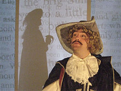 Brian Colonna in Musketeer.
