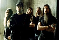 Lamb of God joins the pantheon.