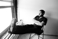 The Wheel keeps on turning: Nathaniel Rateliff.