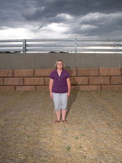 Lori Maloney lost some of her land — and much of her sense of security — to NREL's expansion.
