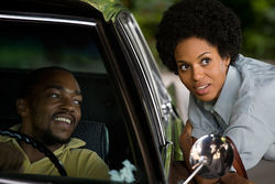 Anthony Mackie and Kerry Washington star in Night Catches Us.