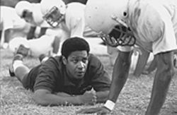 Denzel Washington proves duty is more than skin deep in Remember the Titans.