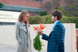 Natalie Portman and Ashton Kutcher star in No Strings Attached.