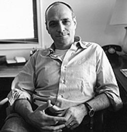 Author Eric Schlosser.